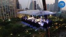 Have Dinner 50 meters above Bangkok