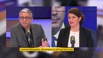 """Propos de Laurent Wauquiez : """"Moi je me suis engagée en politique pour améliorer la vie des gens, pas pour les mépriser. S'en sortir par le haut, ce serait de présenter ses excuses"""", déclare Marlène Schiappa #8h30politique"""
