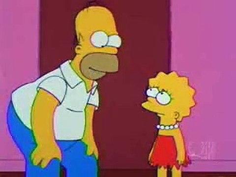 Homer - The Odd Couple - badoo badoo badoooo