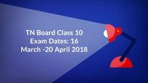 TN Board Results 2018, Tamil Nadu Board Results, TN 12th Result 2018, TN 10th Result 2018