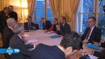 Avenir du ferroviaire : le gouvernement reçoit les partenaires sociaux et la direction de la SNCF