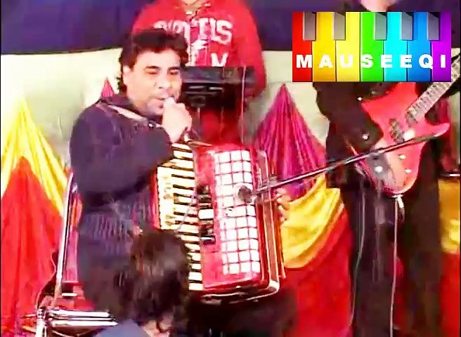 Thumri - Mora Piya Mosay Bolay Na - on Accordion by Aftab Khan Taboo
