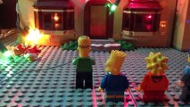 Simpsons Christmas Village.Simpsons Christmas Village By Hawthorne Video Dailymotion