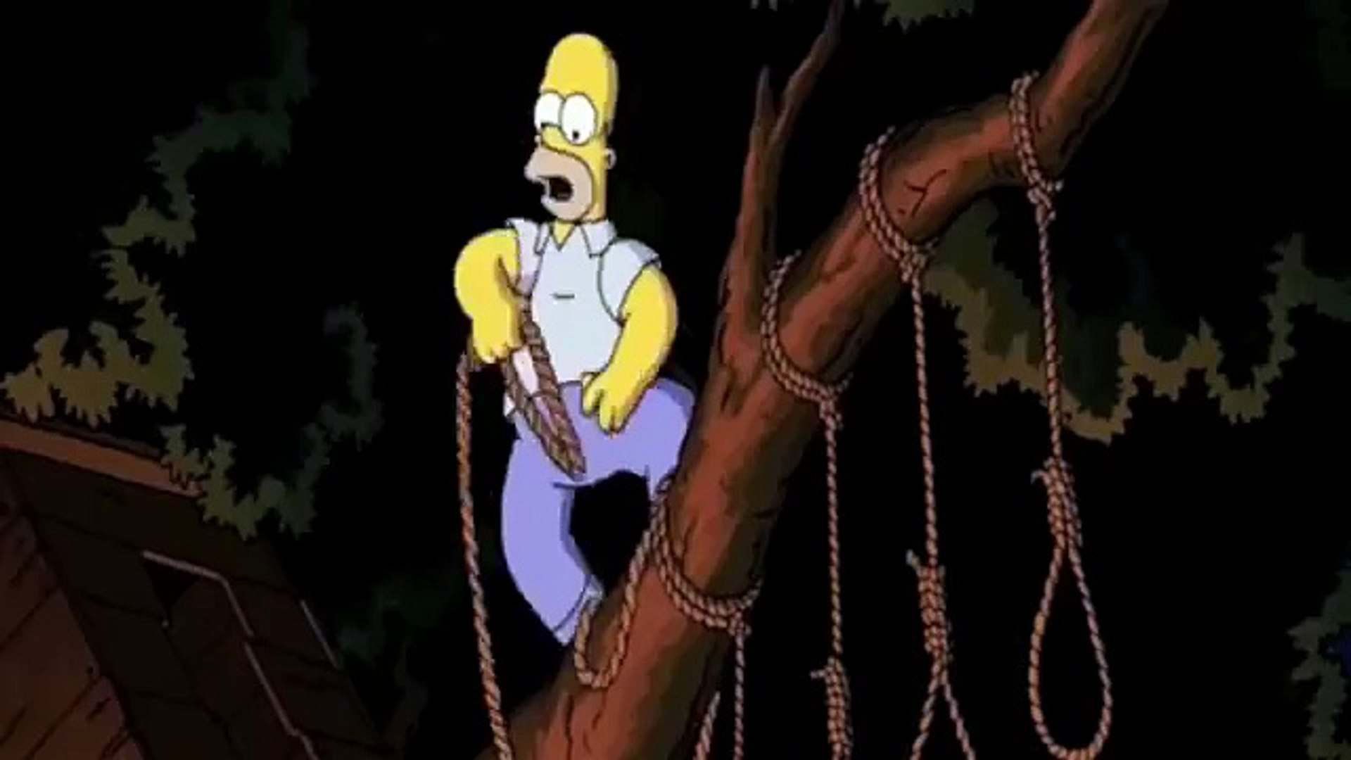 The Simpsons Movie Sinkhole Scene High Quality Video Dailymotion