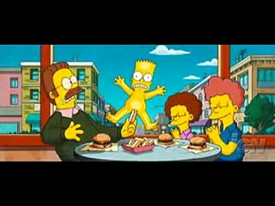 The Simpsons Movie Trailer Video Dailymotion