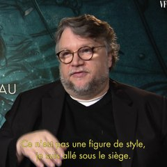 L'interview « freak show » de Guillermo del Toro