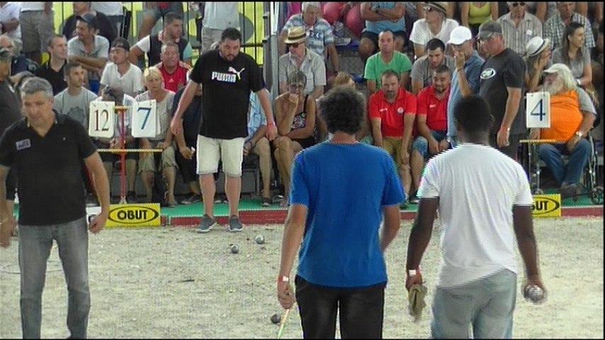 6ème International de la Ville d'Espalion : 32ème Gasparini vs Santucci