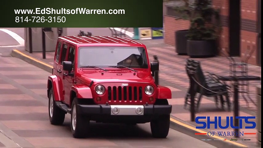 2017 Jeep Patriot Warren, PA | Jeep Dealerships