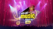Arijit Singh with his soulful performance on the stage of 6th Royal Stag Mirchi _HIGH