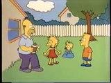 Simpsons Shorts Football (restored)
