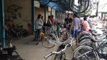 New tariff may end used-bicycle trade in Thai-Myanmar border