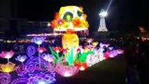 Lantern festival brightens up Sibu