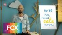 FCX: Jackson Galaxy's 5 Tips To Becoming A Cat Daddy