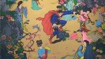 El Pop Art y la pintura tradicional china se funden en el arte de Jacky Tsai