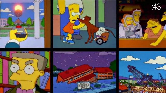 60 Second Simpsons Review - Who Shot Mr. Burns (Part 1)