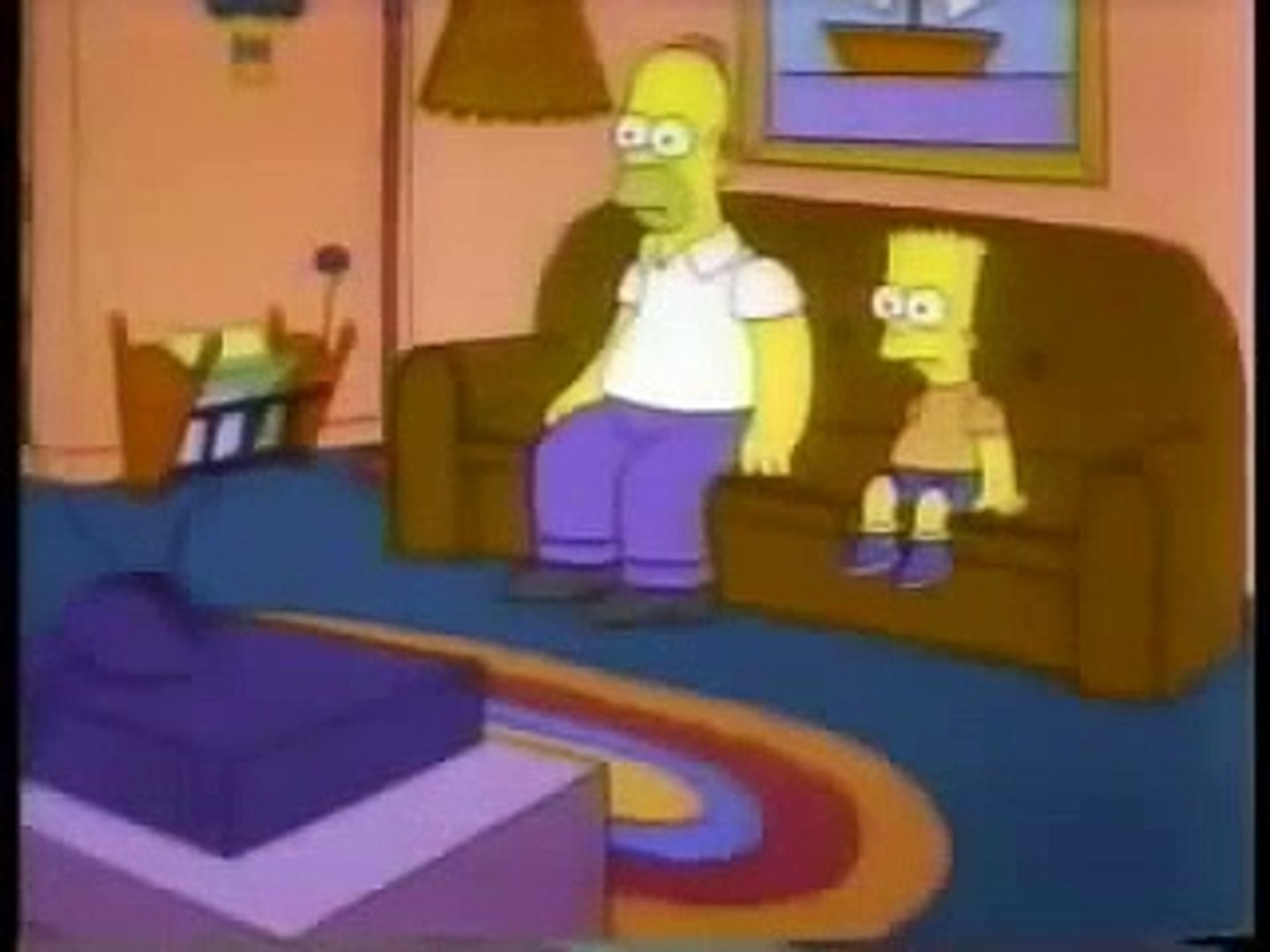 The Simpsons - The Cosby Show Off the Air