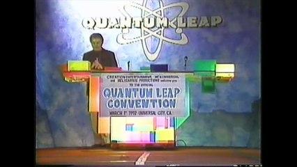 Quantum Leap Convention 1992 - Jean-Pierre Dorléac Fashion Show