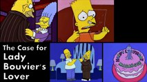 Simpsons Showdown!  Old Money vs. Lady Bouvier's Lover