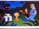 Paul and Linda McCartney on The Simpson
