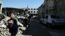 Más de 200 civiles mueren en Siria en bombardeos del régimen
