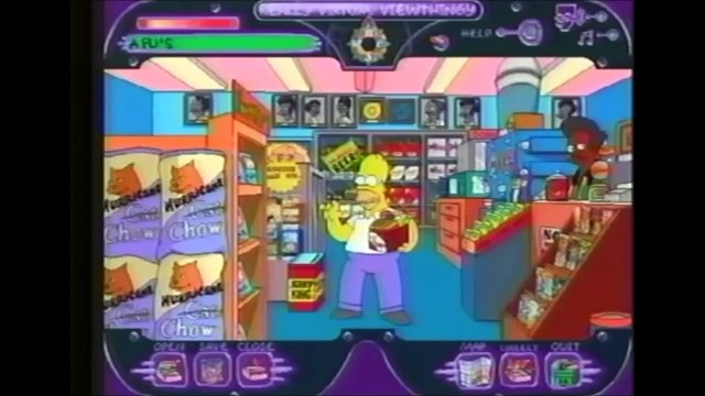 Simpsons Video Game Commercial Collection - The Simpsons