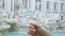 Curbside Cocktails: Rome, ACQUATINI - Liquor.com