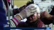 Syrie-Ghouta: 250 morts en trois jours