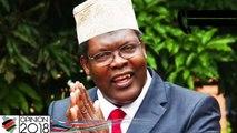MIGUNA MIGUNA OUTLINES HOW UHURU KENYATTA WILL BE REMOVED FROM POWER 02/20/2018