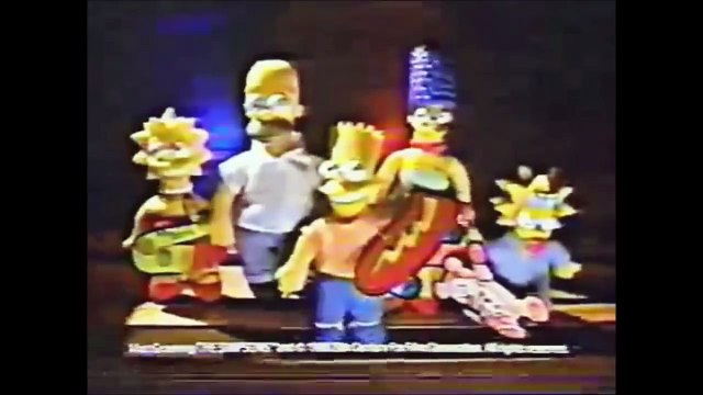 Simpsons Burger King Commercial Collection - The Simpsons