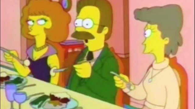 Ned Flanders Rewind (The Simpsons)