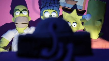List of the Simpsons Couch Gags At Popflock com | View List of the