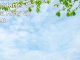 Madison Park Serene 7 Piece Comforter Set California King Green