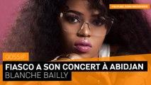 Blanche Bailly abandonnée à son propre sort à Abidjan