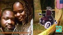 LAISSÉ POUR MORT: Une mère abandonne son fils tétraplégique dans les bois pendant 5 jours!