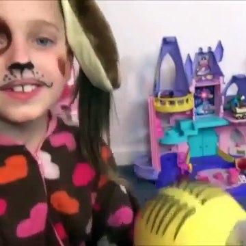 Baby Puppy Kitty Pizza Challenge Victoria Annabelle Gross Hidden Egg