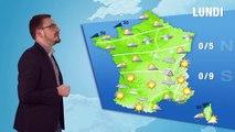 Prévisions Météo-France du 1er janvier au 3 janvier 2017