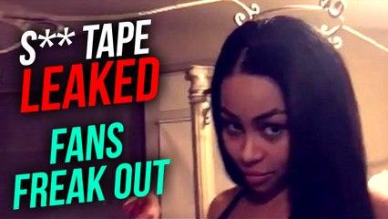 Blac Chyna New S** Tape Leaks Online | Fans React On Twitter | Kris Jenner | Rob Kardashian