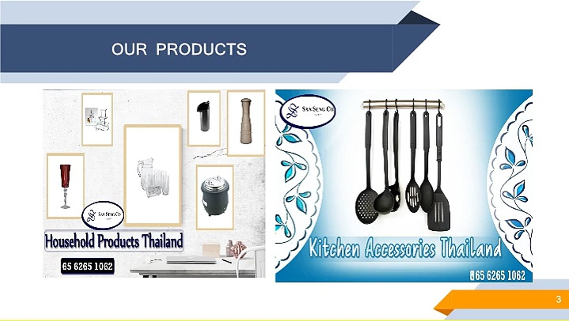 Household Products Thailand