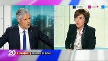 """EN DIRECT - Laurent Wauquiez : """"Les méthodes de ce journaliste sont des méthodes de voyou. Je vais porter plainte et sai"""