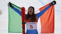 Abfahrt der Damen: Sofia Goggia holt Gold für Italien