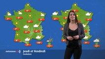 Météo/Une vague de froid s'installe : les prévisions pour la fin de semaine