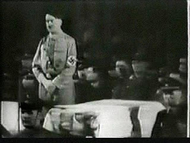 10-02-1933: Discurso de Adolf Hitler en el Sportpalast de Berlín