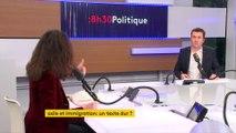 """Asile et immigration : """"Les bons sentiments"""" insuffisants pour """"amender"""", selon Elise Fajgeles"""