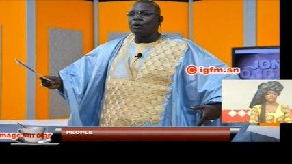 (Vidéo) Cheikh Tidiane Gomis recadre Lamine Samba !
