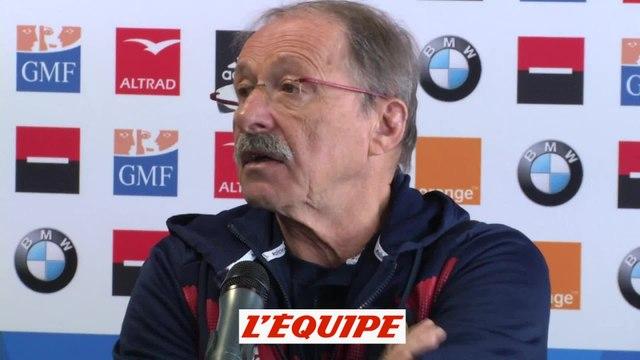Brunel «Bastareaud a un profil particulier» - Rugby - Tournoi des 6 nations - Bleus