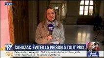 """Éric Dupond-Moretti : """"Et s'il se flingue en taule ? (...) Je vous supplie de ne pas envoyer Jérôme Cahuzac en prison"""""""