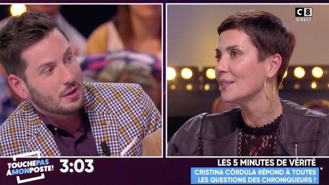 Cristina Cordula va-t-elle quitter les Reines du shopping ? (TPMP) - ZAPPING TÉLÉ DU 21/02/2018