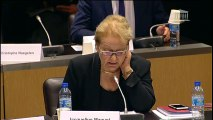 Intervention de Jacqueline Maquet en commission des Affaires étrangères