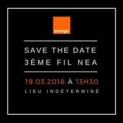 SAVE THE DATE Fil NEA