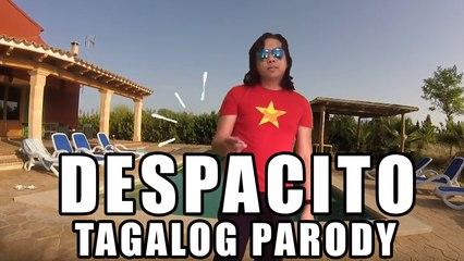 Despacito Parody by Sir Rex Kantatero (BES WAG DITO)